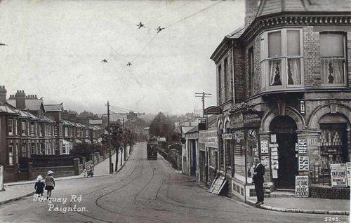 Torquay Road Paignton History