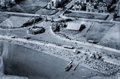 Paignton Beach 1928 History