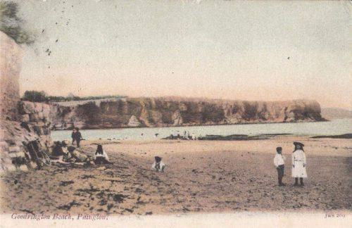 Goodrington Beach Paignon 7 500x324 - Goodrington Beach in 360º