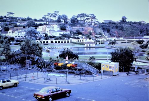 Goodrington Rollercoaster1987 500x341 - Goodrington Beach in 360º