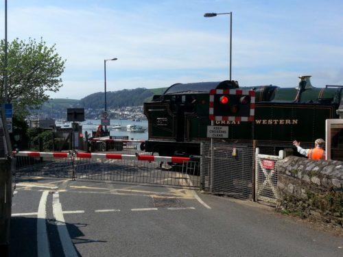 Higher Ferry, Kingswear, Dartmouth