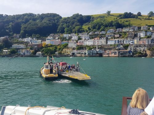 Lower Ferry Kingswear, Dartmouth, Standard