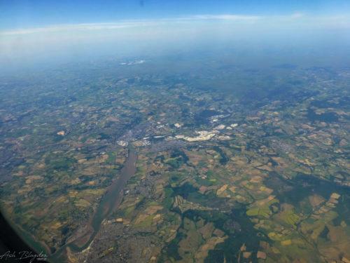 Newton Abbot Aerial 500x375 - Newton Abbot in 360º