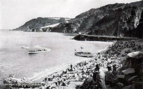 Redgate Beach Torquay History
