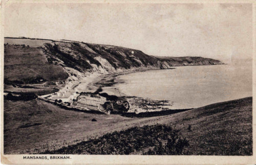 Mansands Brixham, Kingswear History
