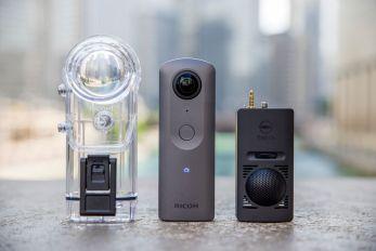 Ricoh Theta V - 360º Cameras (The Best & Worst)