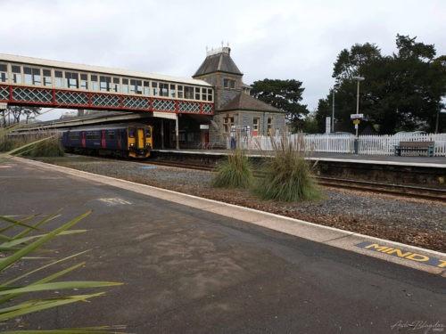 Train Station Torquay