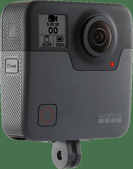 GoPro Fusion - 360° News