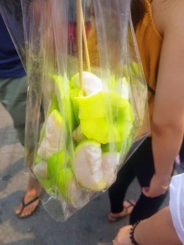 Fresh Guava Chatuchak Market, Bangkok, Thailand