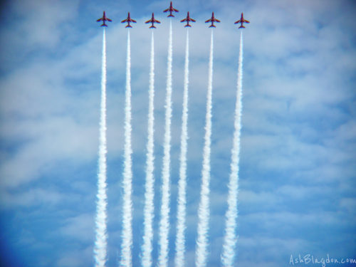 P1180254 Watermark 500x375 - Torbay Airshow in 360º