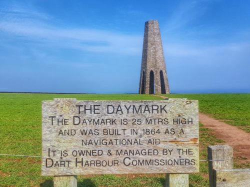 Daymark, Kingswear Brixham