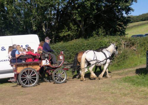 Scoriton Country & Sports Show, Dartmoor
