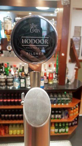 Hodoor in the Cuan Game of Thrones Winterfell, Castle Ward, Northern Ireland