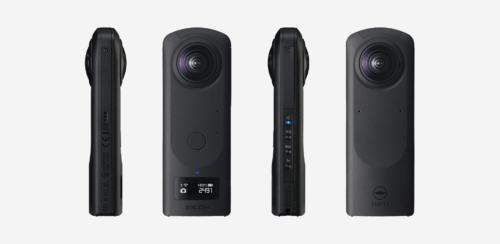 Ricoh Theta z1 500x244 - 360º Cameras (The Best & Worst 2019)