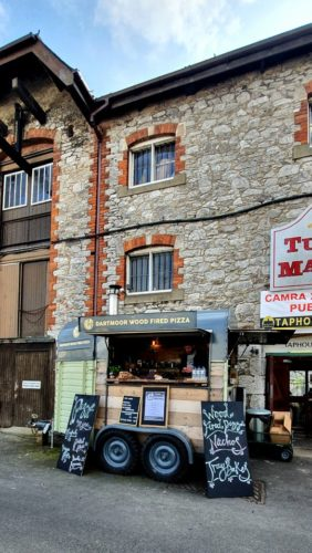 Wood Fired Pizza Tuckers Maltings
