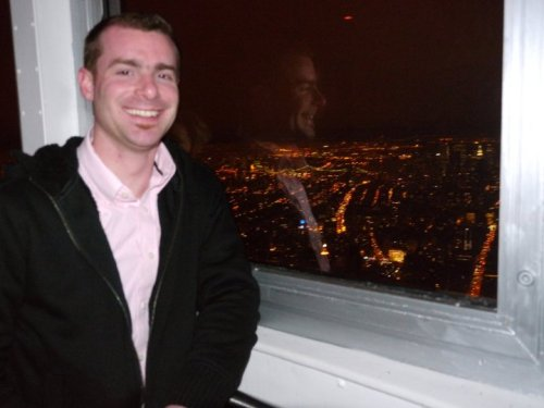 102nd floor of the Empire State Building. 500x375 - Bucket List