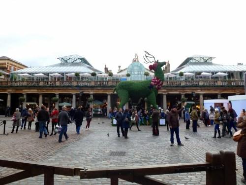 Christmas in London 500x375 - The Bucket List
