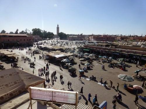 Haggle in the Souks Medina Marrakech 500x375 - The Bucket List