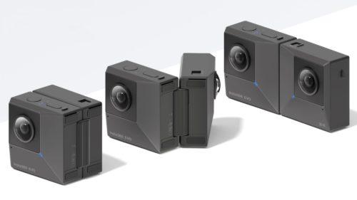 Insta360 Evo 500x281 - 360º Cameras (The Best & Worst)
