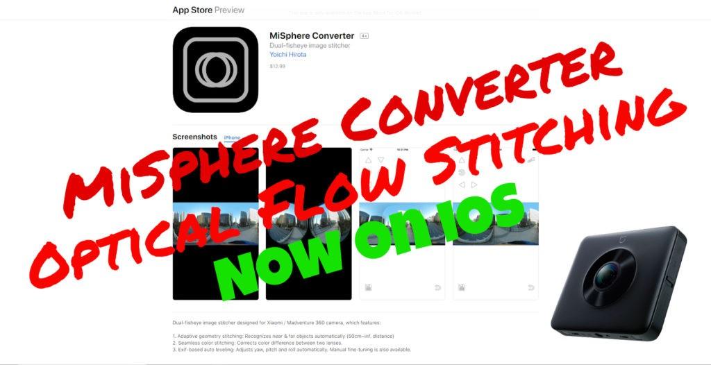 MiSphere Converter IoS