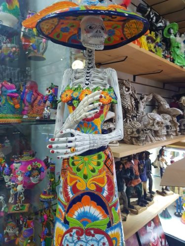 Day of the Dead Souvenirs