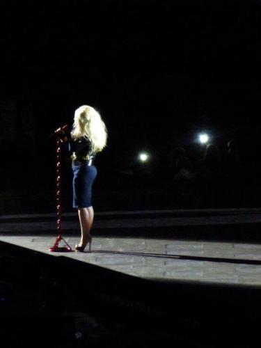 Christina Aguilera 375x500 - Bucket List