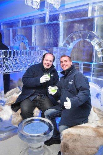 Ice bar Las Vegas 332x500 - The Bucket List