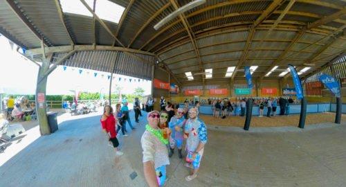 Occombe Festival, Paignton Flying Cam Planet