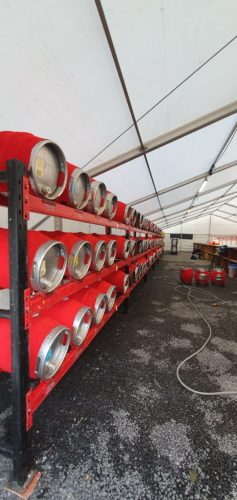 Summer Moon Beer Festival, Kingskerswell Normal