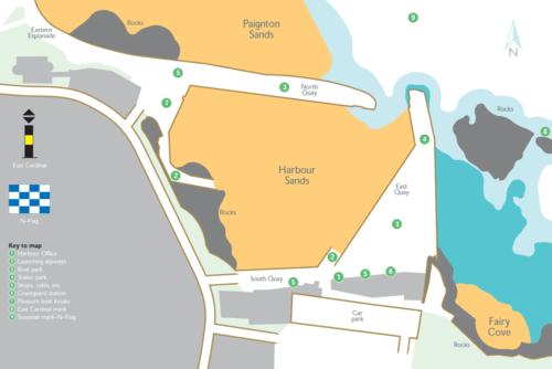 Paignton Harbour Plan 500x334 - Paignton Harbour in 360º