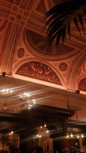 Inside Bristol Cosy Club