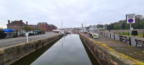 Exeter Quay, 2020