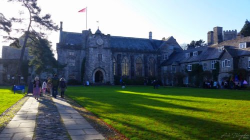 Dartington Hall Totnes Normal
