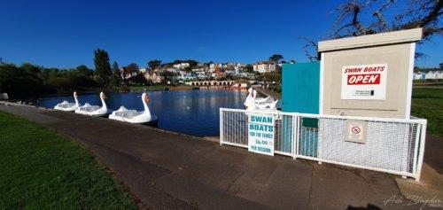 Goodrington Park Lakes 2019 4