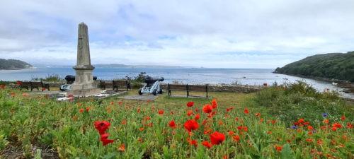 Memorial Cawsand 2020 Cornwall 1