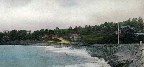 Livermead Beach, Torquay -History