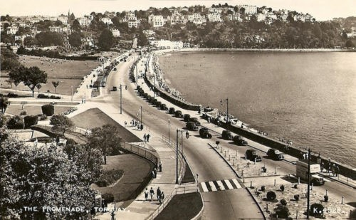 Torquay Seafront Torquay History