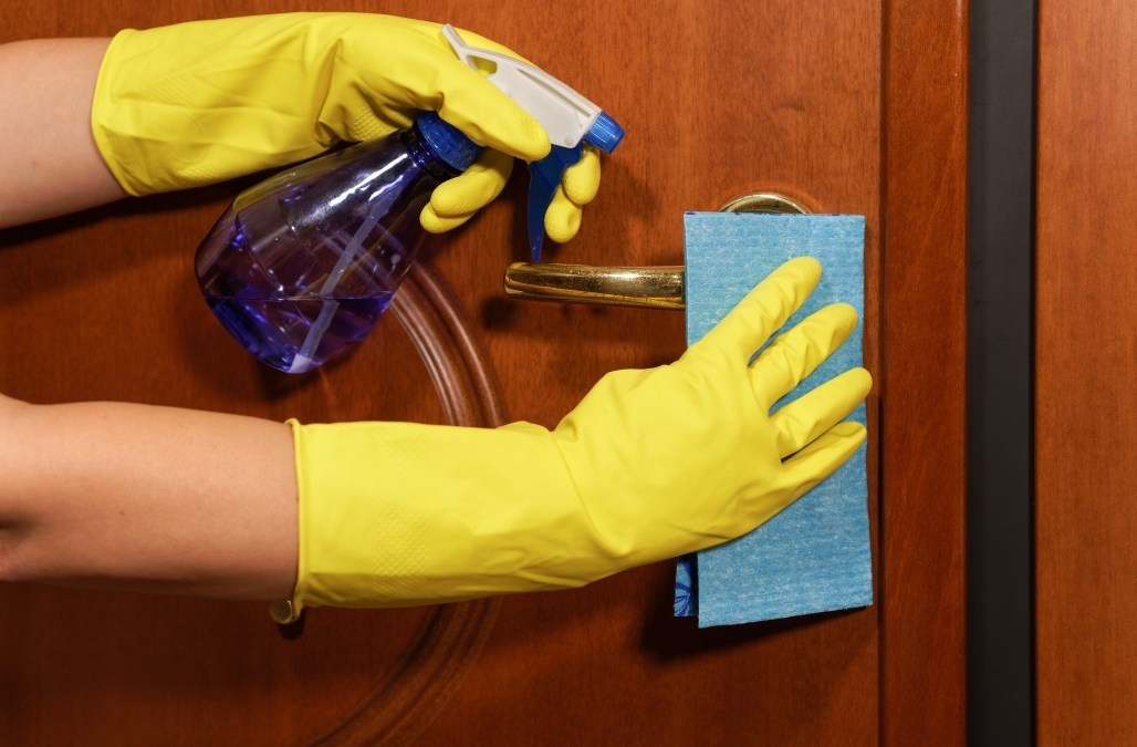 12 Areas of Your House That Deserve a Deep Cleaning
