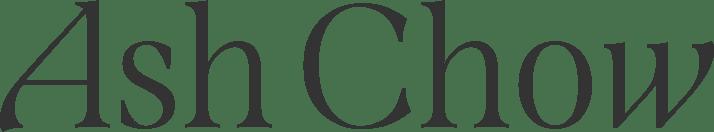 Ash Chow Copywriter logo