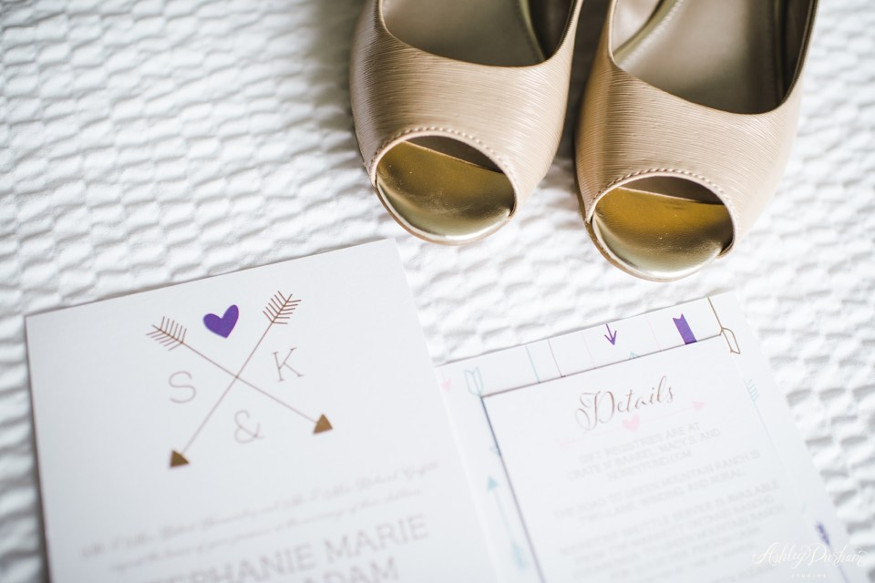 Green Mountain Ranch Wedding, how to photograph flat shoes for brides