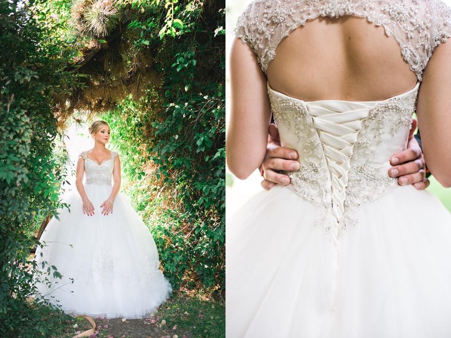fairytale inspired wedding, cinderella inspired wedding, ball gown, cinderella ball gown wedding