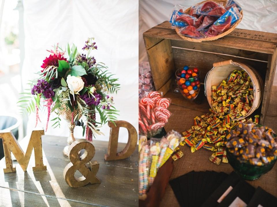 backyard vintage carnival wedding, circus wedding decor, carnival wedding decor, vintage wedding decor, DIY wedding, abby rentals,, candy booth for weddings