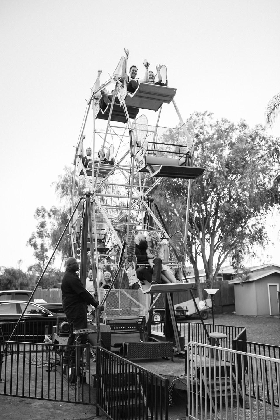 southern california ferris wheel rentals