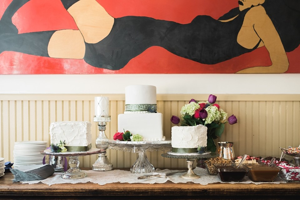 the cakery burlingame, town hall san francisco, san francisco wedding