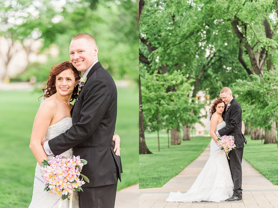 colorado state university wedding at the oval, oval weddings CSU, fort collins wedding