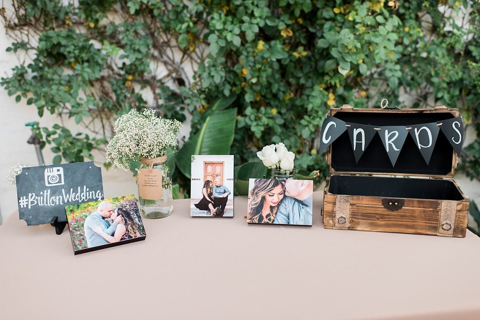 indio wedding photographer, palm springs wedding photographer, DIY games at weddings, card table,