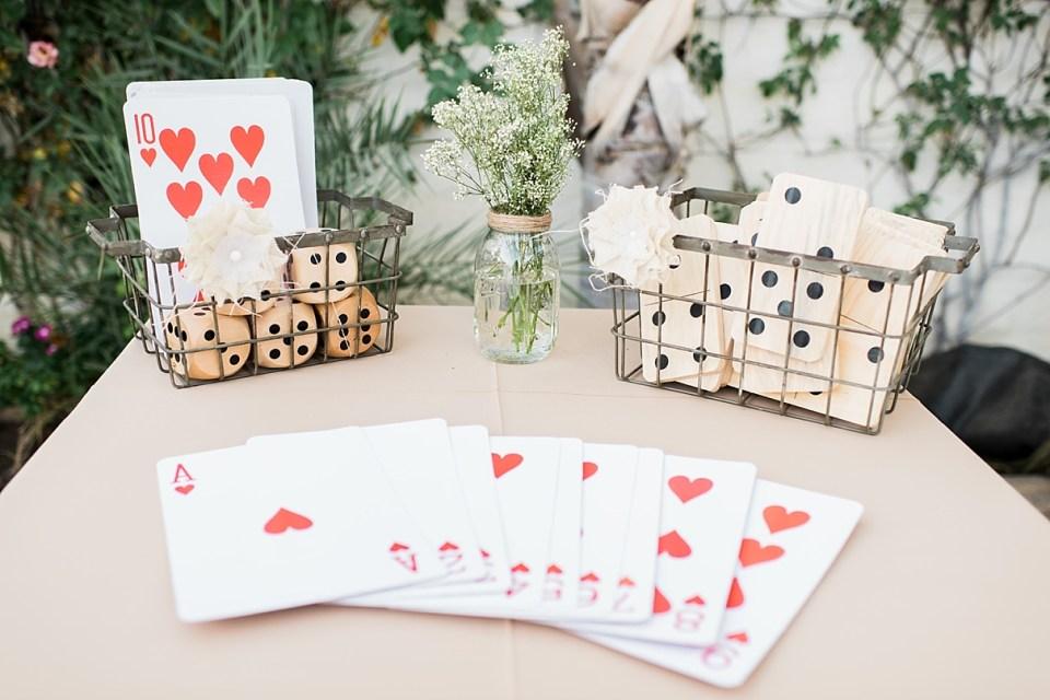 indio wedding photographer, palm springs wedding photographer, DIY games at weddings, Rustic Southern California DIY Wedding