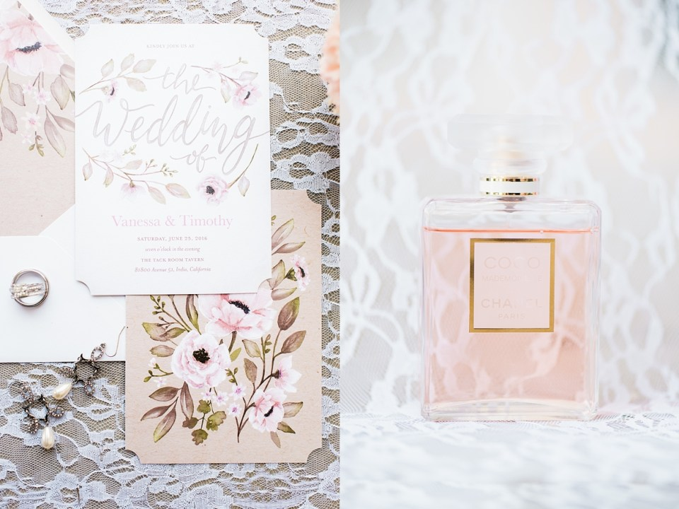 riverside california wedding photographer, lace and flower wedding invitations, floral wedding invitations