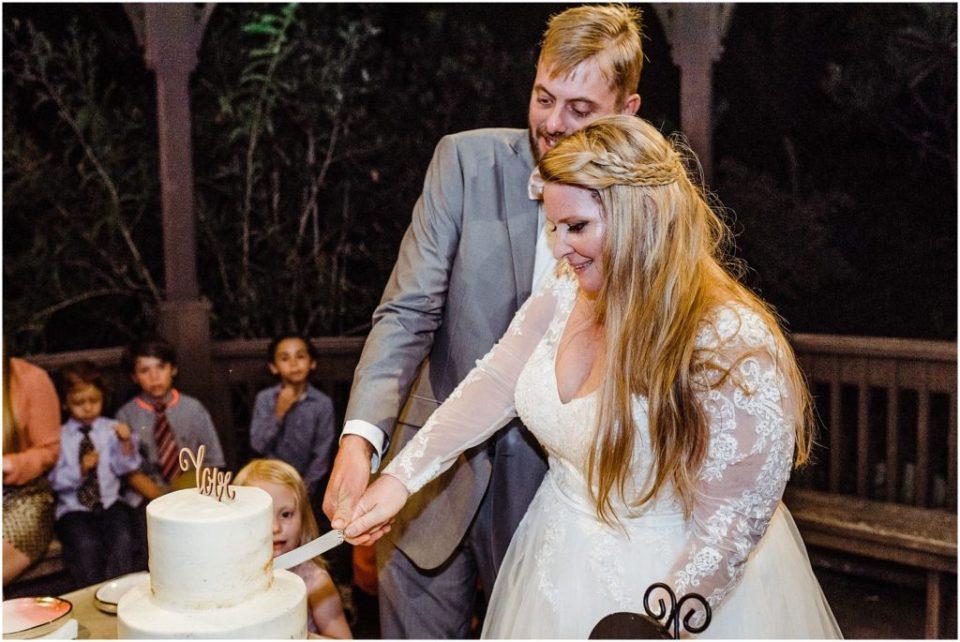 ocf cake cutting photos