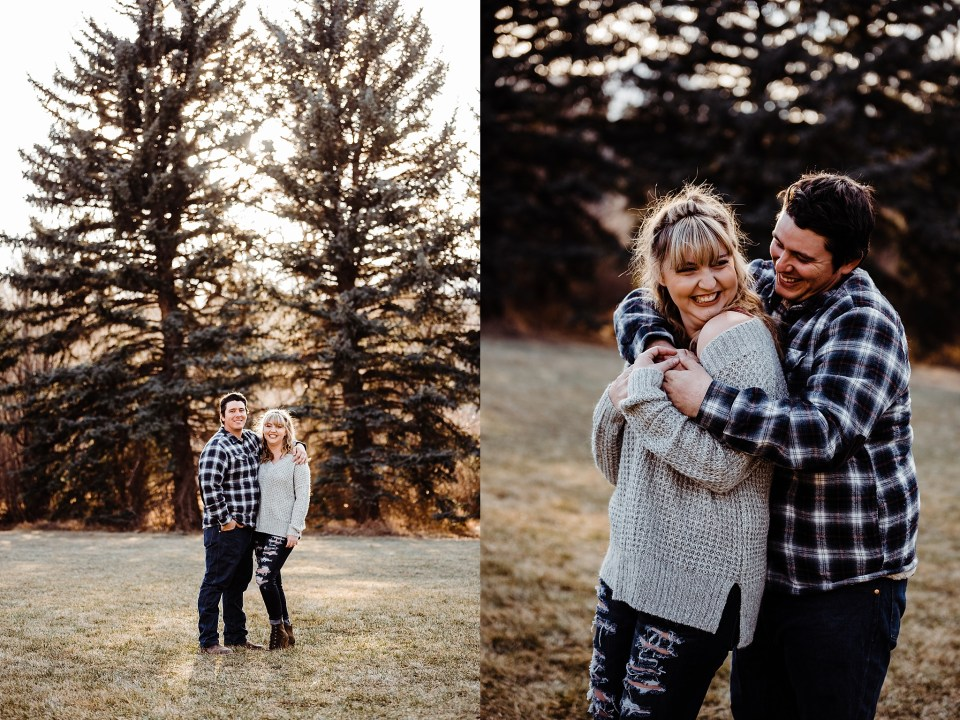 fun family photos at rock ledge ranch in colorado springs